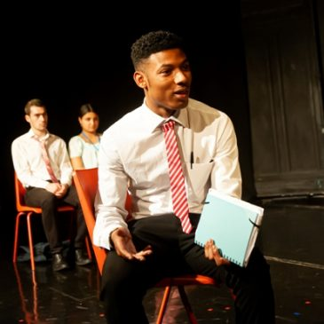 Young Touring Company's Stacked